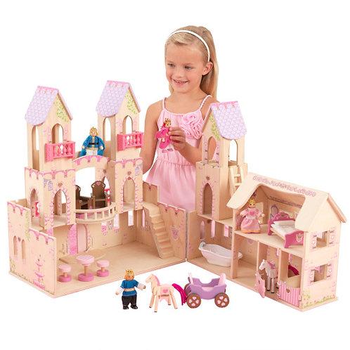 Princess Castle with Furniture
