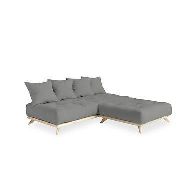 Senza corner sofa bed / Γωνιακός καναπές futon