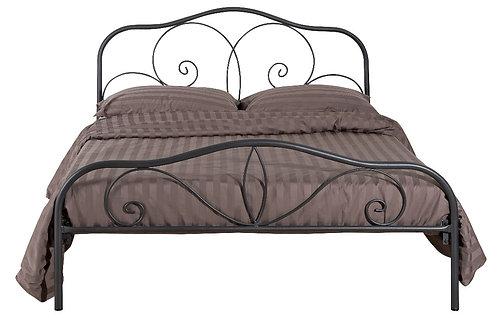Bruce 120 / ημίδιπλο μεταλλικό κρεβάτι