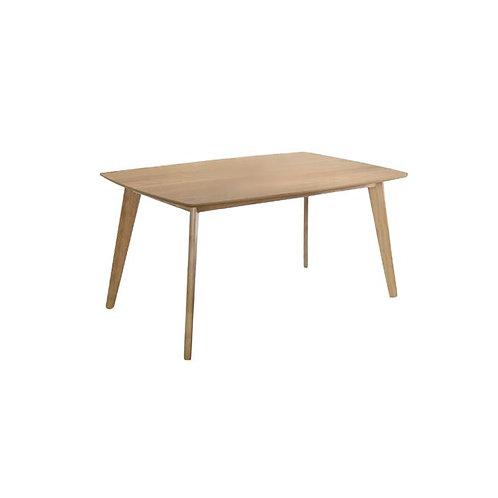 Calvin τραπέζι ξύλινο