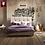 ντυμένο διπλό κρεβάτι με απλή βάση υπόστρωμα, για στρώμα 170Χ200 εκ., σε πολλά χρώματα υφάσματος