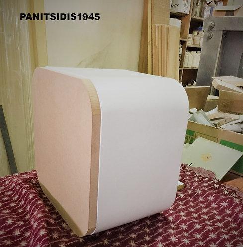 κατασκευή κουτιού με πόρτα