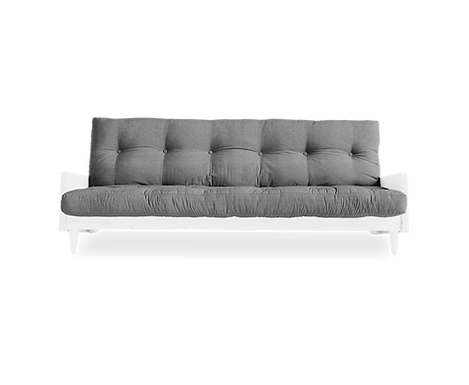 Indie Sofa Bed White / Καναπές Κρεβάτι