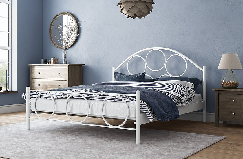 Creta / Μεταλλικό Κρεβάτι