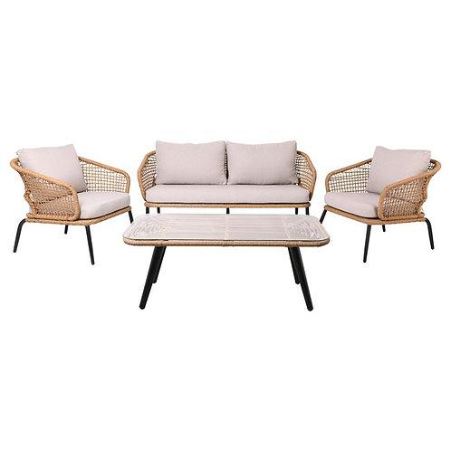 Nana Set / Σετ καθιστικού βεράντας-κήπου