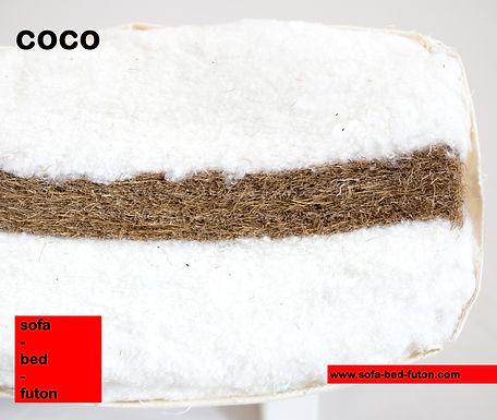 Coco futon /  Στρώμα Φουτόν