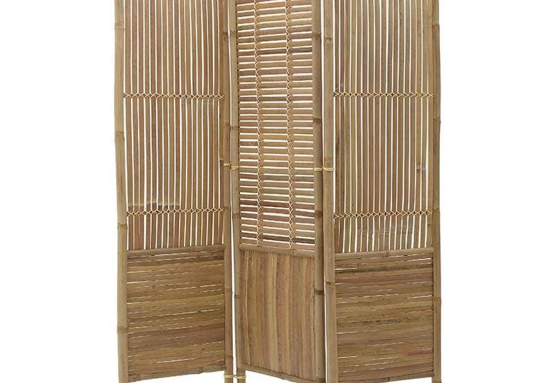 παραβάν από bamboo