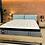 Thumbnail: Cavo Bed / Διπλό Κρεβάτι ξύλο, μέταλλο, ύφασμα
