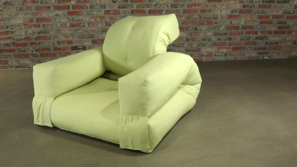 διθέσιος καναπές φουτόν σε πολλά χρώματα υφάσματος