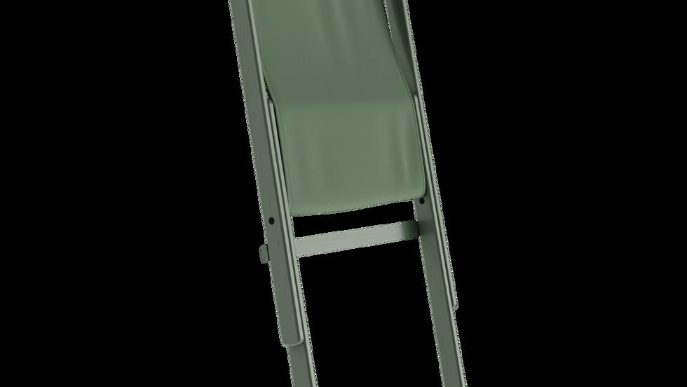 Πολυθρόνα Εσωτερικού και Εξωτερικού Χώρου με στρώμα φουτόν