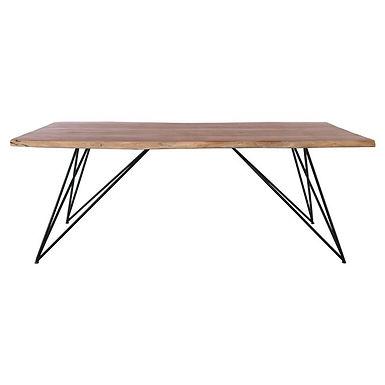 Creta 200 / τραπέζι από μασιφ ξύλο