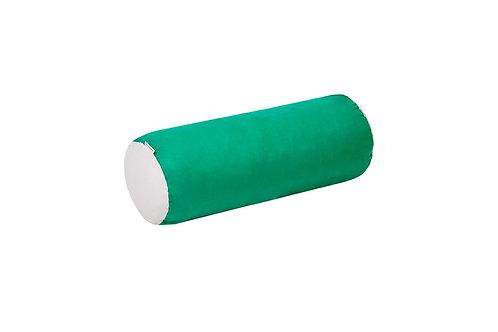 μαξιλάρα-καραμέλα για το παιδικό κρεβάτι από βαμβακερά υφάσματα