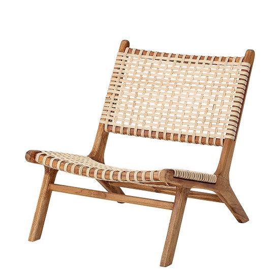 Πολυθρόνα ξύλινη