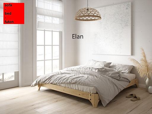 Elan / Διπλό κρεβάτι