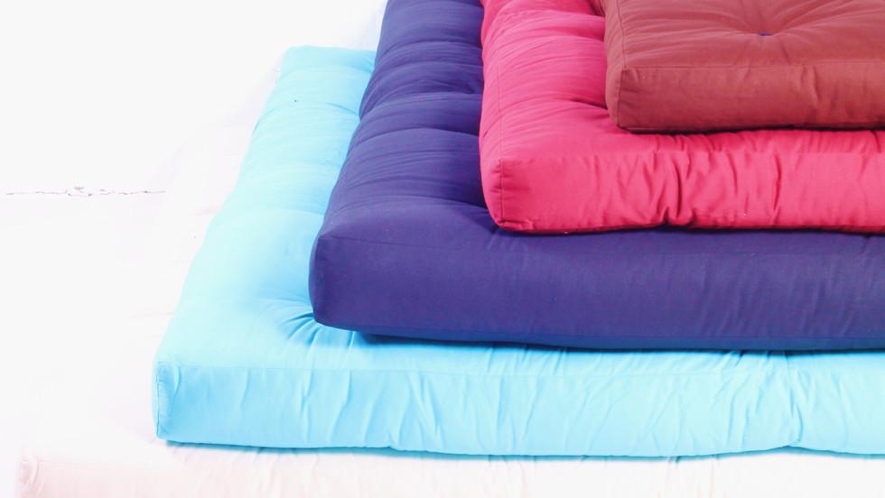 basic futon στρώμα χειροποίητο οικολογικό μέτριας σκληρότητας