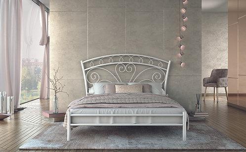 μονόμεταλλικό κρεβάτι