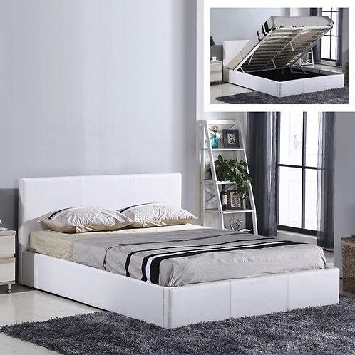 Διπλό οικονομικό κρεβάτι 160x200