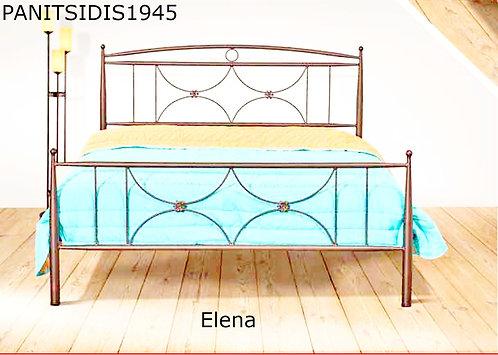 διπλό μεταλλικό κρεβάτι 140Χ200