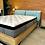 Thumbnail: Cavo Bed / Κρεβάτι Δρυς-μέταλλο-ύφασμα