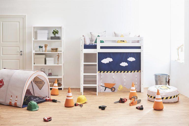 Παιδικά κουρτινάκια από βαμβάκι