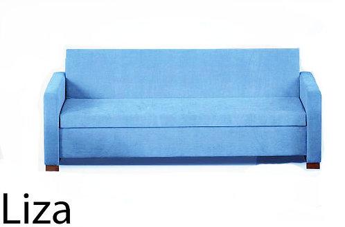 3θέσιος καναπές κρεβάτι με μπαούλο