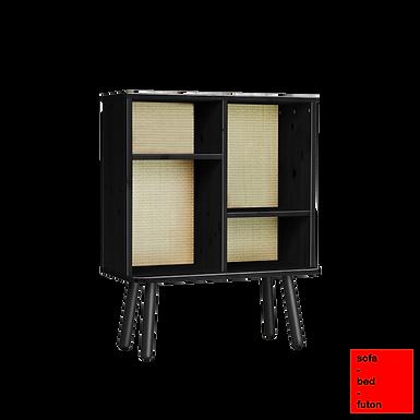 Kyabi / Ξύλινη Ιαπωνική ραφιέρα