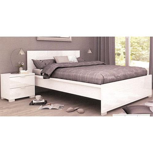 Charlote 160 / Διπλό Κρεβάτι