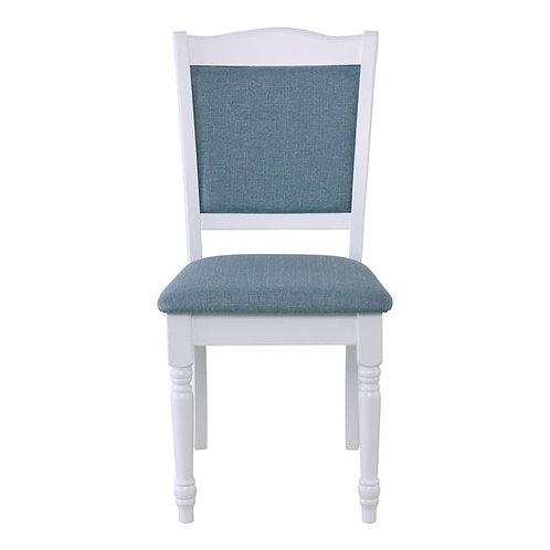Καρέκλα τραπεζαρίας / κουζίνας ξύλο ύφασμα