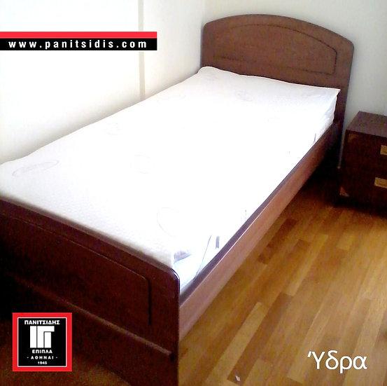Υδρα / μονό-ημίδιπλο κρεβάτι