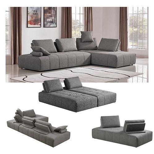 Καναπές πολυμορφικός - καναπές γωνία - κρεβάτι-τριθέσιος