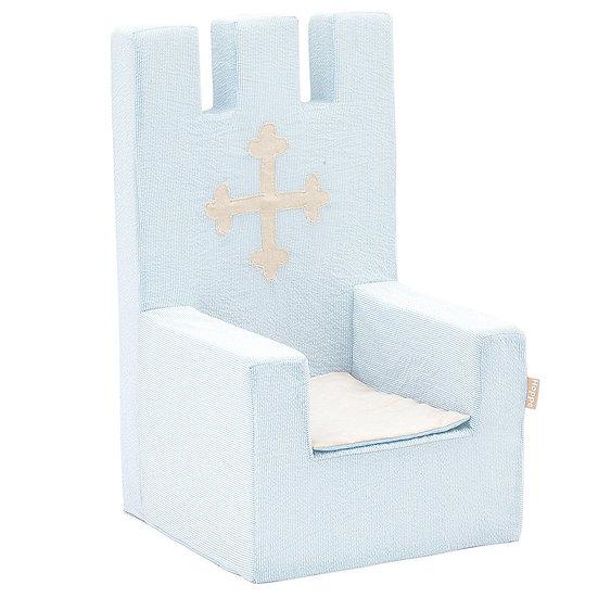 παιδική πολυθρόνα για αγοράκια Ιππότης