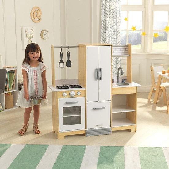 κουζίνα και ψυγείο για παιδιά