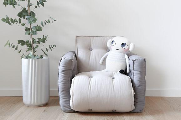 Mini Dice / Παιδική πολυθρόνα-κρεβάτι