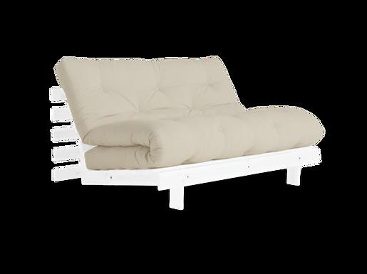 Roots 140 / White / Καναπές Κρεβάτι