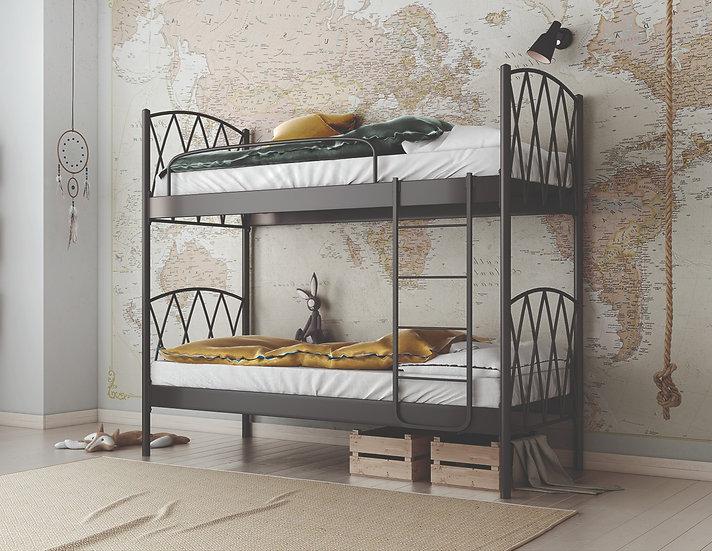 Daniel bunk bed / Μεταλλική κουκέτα