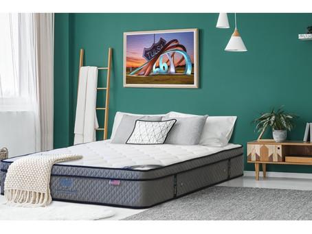 Γιατί ένα καλό κρεβάτι, θέλει και ένα καλό στρώμα!