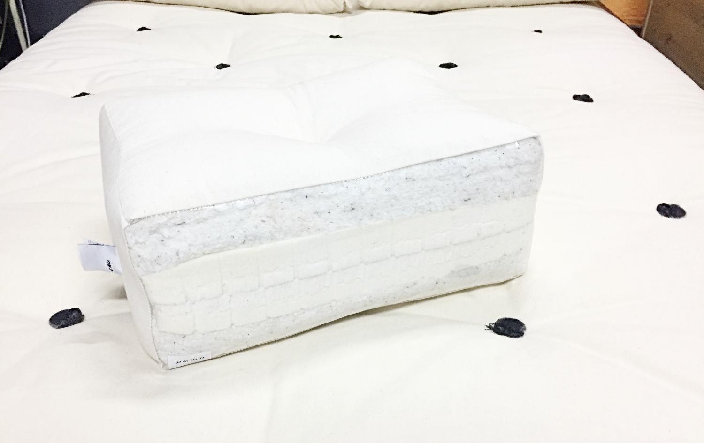 futon mattress with double latex 80Χ200