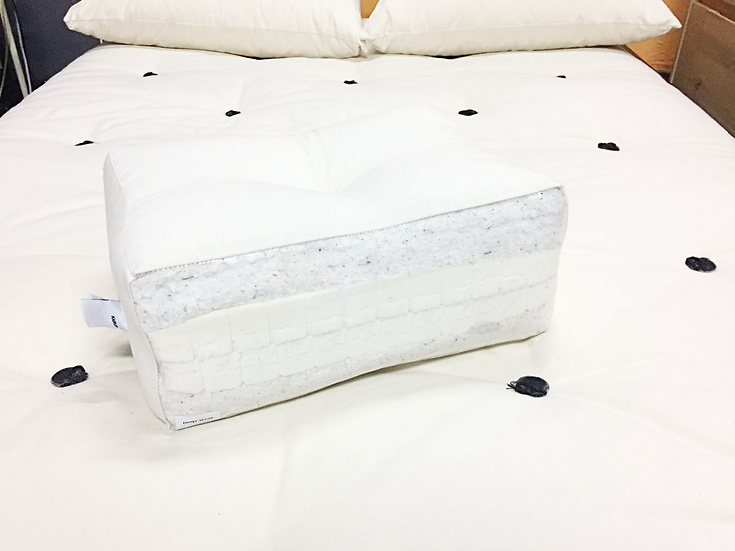 futon mattress with double latex 80Χ200