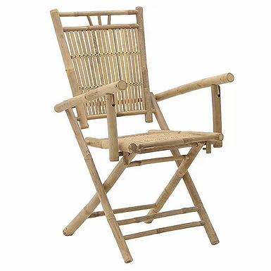 Indonesia / Πτυσσόμενη Καρέκλα Μπαμπού
