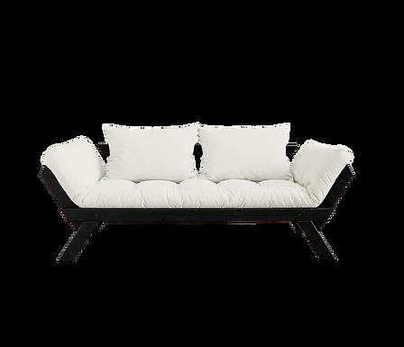 Bebop Sofa Bed-Black / Διθέσιος Καναπές Κρεβάτι-Μαύρο
