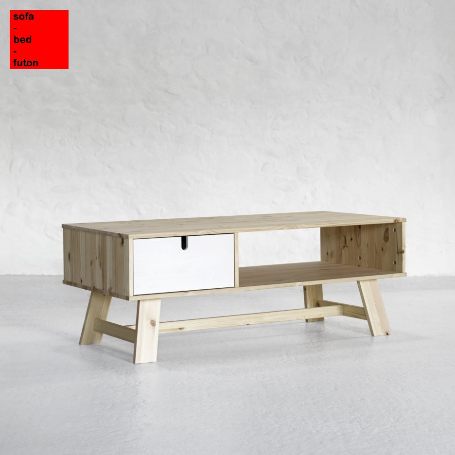 coffee table natural color