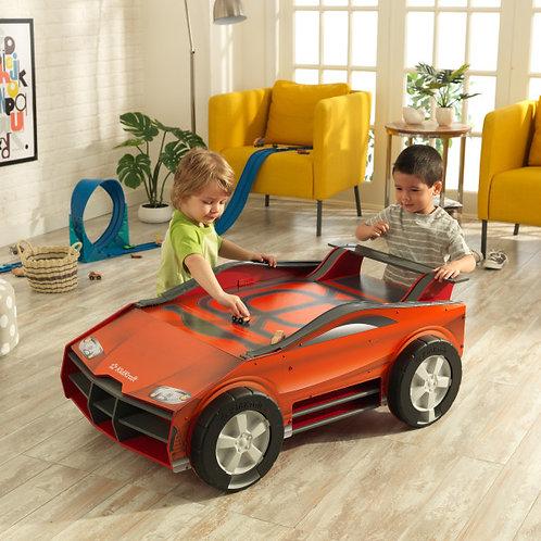 Ένα φανταστικό δώρο για το παιδί σας, με πολλούς χώρους αποθήκευσης που θα ενθουσιάσει το παιδί σας.