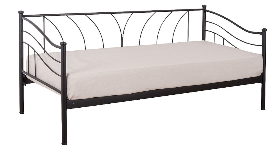 Alexaμεταλλικός καναπές-κρεβάτι