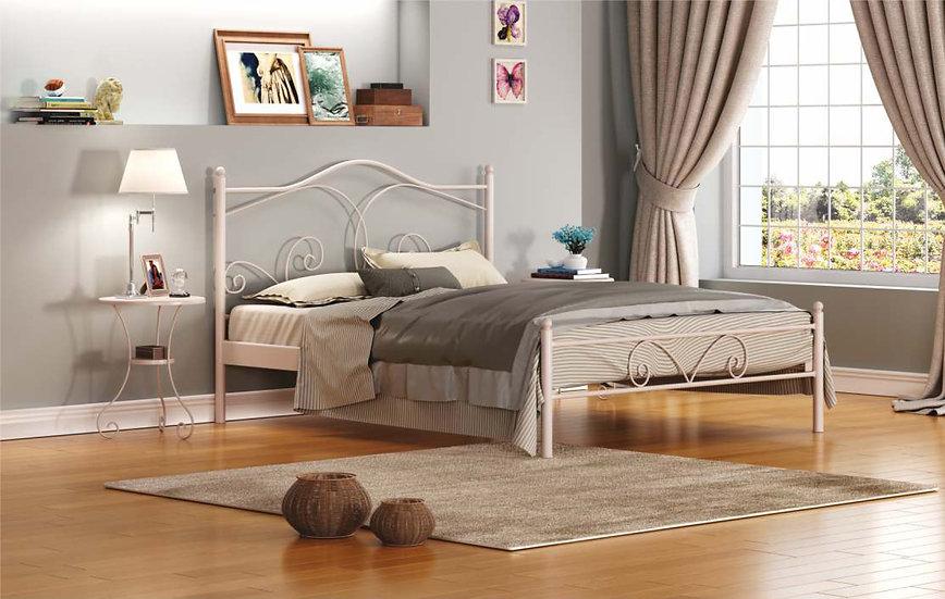 Eva / Μεταλλικό Κρεβάτι