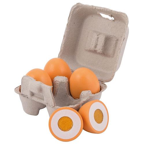 Αυγά με αλληλεπίδραση