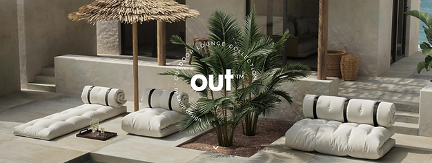 outdoor collection futon for hotel homes