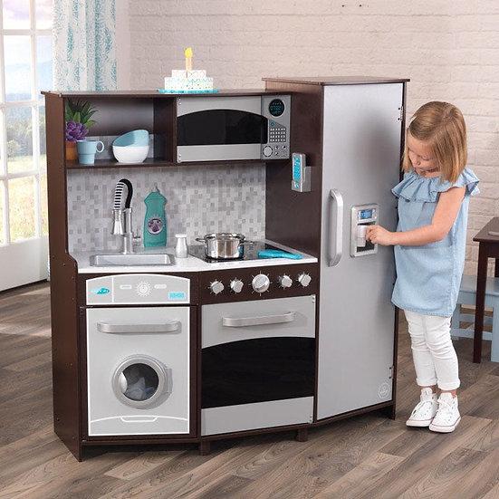 Παιδική ξύλινη κουζίνα kidkraft