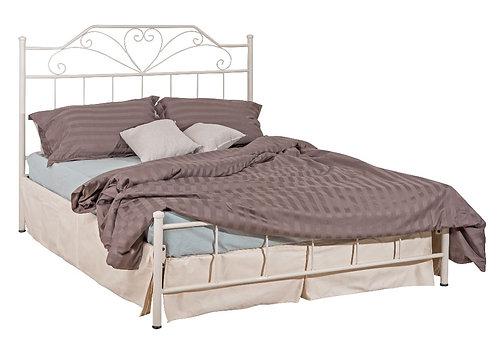 Κρεβάτι διπλό μεταλλικό