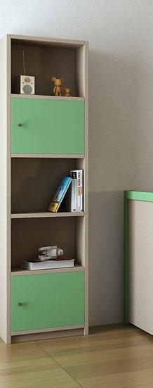 βιβλιοθήκη από ξύλο