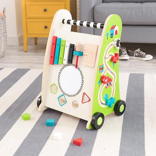 Push Along Play Cart